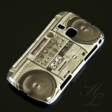 Samsung Galaxy Mini 2 / S6500 Hard Case Handy Hülle Cover Etui Ghetto Blaster