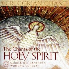 Chants of The Holy Spirit by Gloriae Dei Cantores Women's Schola