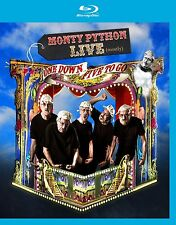 MONTY PYTHON - LIVE (MOSTLY)-ONE DOWN FIVE TO GO  BLU-RAY NEU