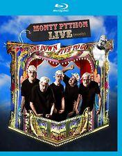 MONTY PYTHON - LIVE (MOSTLY)-ONE DOWN FIVE TO GO  BLU-RAY NEU