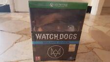 Watch Dogs Watchdogs Vigilante Collectors Xbox One nuovo edizione italiana