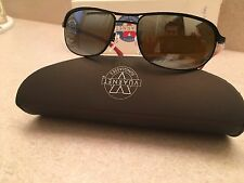 Vuarnet Sunglasses VL 1170 SKILYNX GLASS MINERAL LENS BLACK METAL *NEW *
