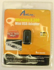 NEW Airlink101 AWLL6086 Wireless N300 Ultra Mini USB Network Adapter