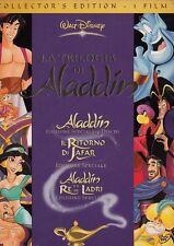 La Trilogia Di Aladdin - COFANETTO 4 DVD