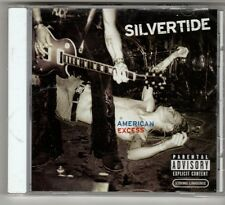 (GQ10) Silvertide, American Excess - 2002 Sealed CD