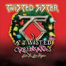 A Twisted Xmas - Live In Las Vegas, New Music