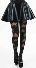 Pamela Mann Black Reverse Star tights
