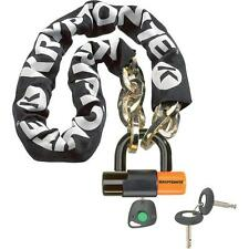 New Kryptonite New York Chain with Series 4 Disc Bicycle Lock - RRP £89.99