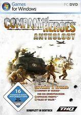 PC * Company of Heroes Anthology + Opposing Fronts + Tales of Valor *****NEU*NEW