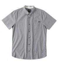 O'Neill Interstate Shirt (M) Charcoal