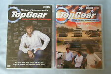 2 x DVDs Top Gear Interactive Challenge & US Special Boxed Free P&P