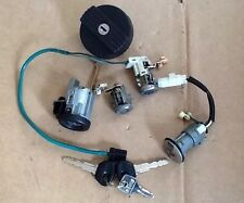 Mazda 626 Ignition Switch OS NS Door & Tailgate Locks with 2 Keys + Fuel Cap
