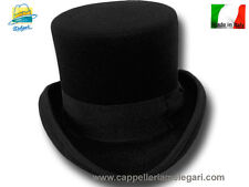 CAPPELLO A CILINDRO WESTERN TOP HAT CHAPEAU HAUT FORME