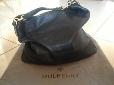Authentic Mulberry Effie Hobo Leather Bag
