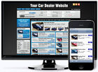 Car Sales Website - With unlimited registration look-up