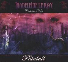 MADELEINE LE ROY - CHATEAU NOIR-PAINBALL  CD NEU