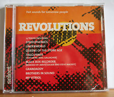 "SELECT Magazine Revolutions ""Music For Tomorrow"" 2 CDs"