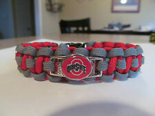 Ohio State  College Football Playoff National Championship Survival Bracelet