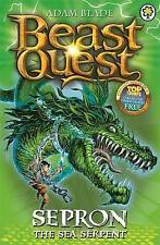 Beast Quest: 2: Sepron the Sea Serpent, Adam Blade