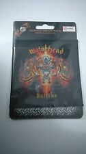 Motorhead Inferno 2010 Licensed sew-on-patch kleding embleem