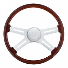 "18"" Chrome 4 Spoke Steering Wheel for Freightliner 1989-July 2006"