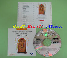 CD 100 CANCIONES NUESTRA VIDA 1963-1973 VOL 5 compilation PROMO 1993 (C28)