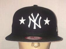 New Era NY New York Yankee's Star Backed Snapback Hat Cap