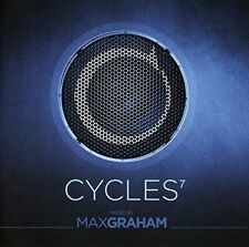 Cycles, Vol. 7 by Max Graham (CD, Jan-2016, Black Hole Recordings (Netherlands))