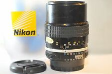 Nikon Nikkor 135mm f/3.5 AI PRIME FIXED lens for FM2 FM3 FA FE F5 F3 F100 D810
