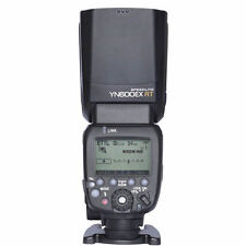 YONGNUO YN600EX-RT Wireless Flash Speedlite TTL Master Slave DSLR Cam Speedlight