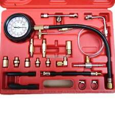 0-140 PSI Fuel Injection Pump Injector Tester Test Pressure Gauge Cars Quanity