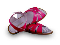 Ladies Adult Saltwater Sandal - Fuchsia