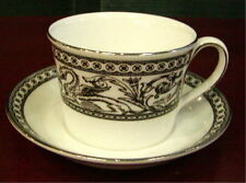 Wedgwood Contrasts Accent Cup & Saucer NEW