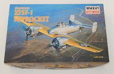 Minicraft Grumman XF5F-1 Skyrocket - 1/48 Scale R6994