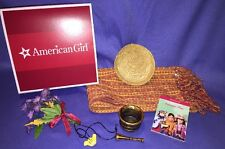 American Girl Josefina Herb Gathering Outfit COMPLETE