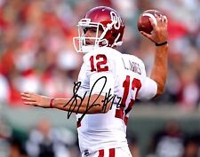 Landry Jones Oklahoma Sooners Hand Signed 8x10 Photo Autographed COA
