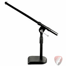 New! On-Stage Stands MS7920B Bass Drum / Amp Mic Stand with Boom