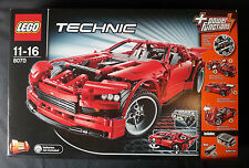 LEGO TECHNIC - 8070 SUPER CAR  *NUEVO SELLADO/NEW SEALED*