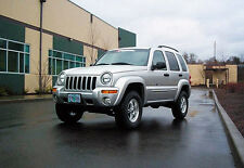 "Revtek 2"" Suspension Lift Kit - 2001-2007 Jeep Liberty - 580"