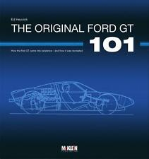 The Original Ford GT 101 (GT40 Le Mans Shelby) Buch book ENG limitiert limited