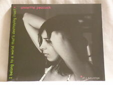ANNETTE PEACOCK I Belong To a World aka Revenge Paul Bley Gary SEALED CD