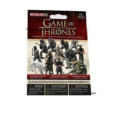 GAME OF THRONES Construction Set Blind Bag Series 1 - 1x Mini Figure McFarlane