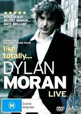 DYLAN MORAN LIVE: LIKE, TOTALLY (2006) - BRAND NEW & SEALED REGION 4 DVD