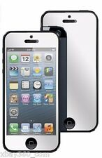 3X Mirror Screen Protector Skin Film Cover Guard Shield for Apple iphone 5S 5C 5