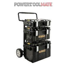 Dewalt 1-70-349 170349 tough system trolley + 3 boxes DS150, DS300 + DS400