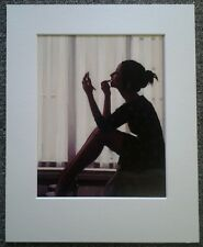 """JACK VETTRIANO""""ONLY THE DEEPEST RED II"""" MOUNTED ART PRINT SINGLE MOUNT"""