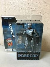 ROBOCOP Movie Maniacs Series 7 Figure 2004 Mcfarlane Toys