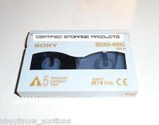 1/PK SONY SDX5-400C AIT-5 400/1040GB 64k MIC Data Tape Cartridge AIT5 SDX5400C