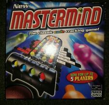 LOGIC Parker Complete Boxed New Version MASTERMIND GAME