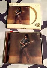 Jeff Beck Blow By Blow 24 Kt Gold Audiophile CD Sealed Nice!